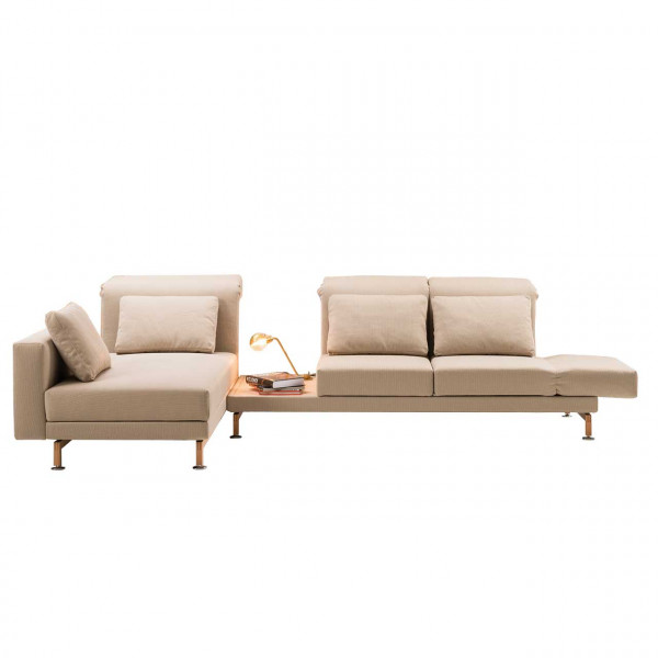 brühl moule-small - Sofa Sitzgruppe 70230 + 70229 + Ablage