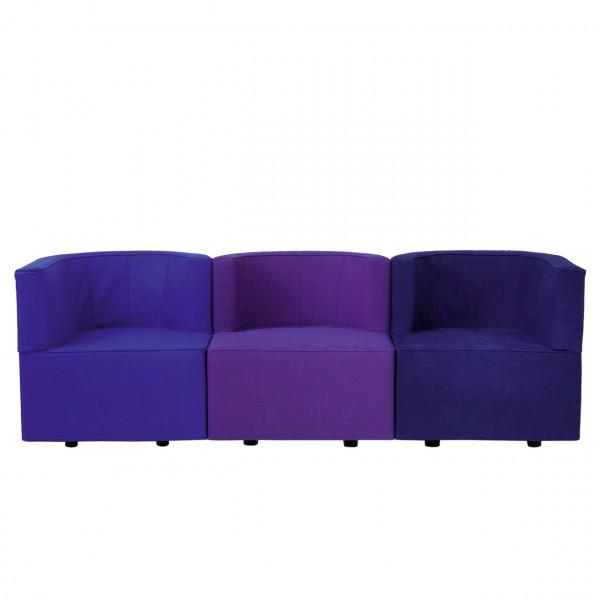 brühl JO - Sessel Kombination 64601 + 64603 + 64602