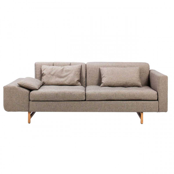 brühl embrace - Sofa 69610 3-Sitzer asymmetrisch links