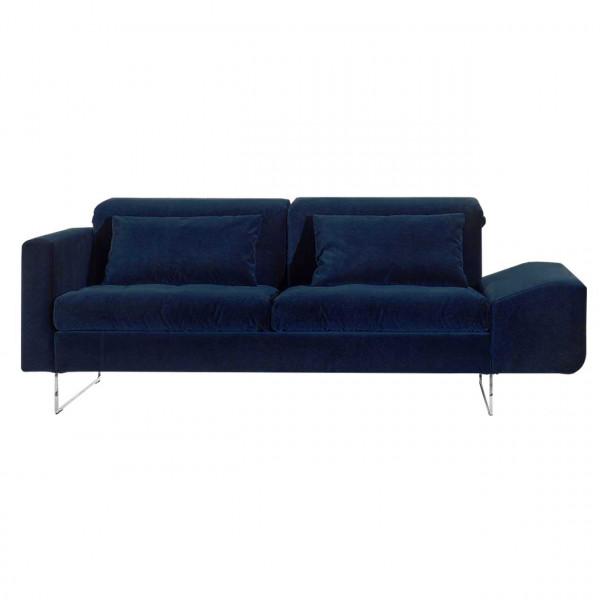 brühl embrace - Sofa 69631 2,5-Sitzer asymmetrisch rechts