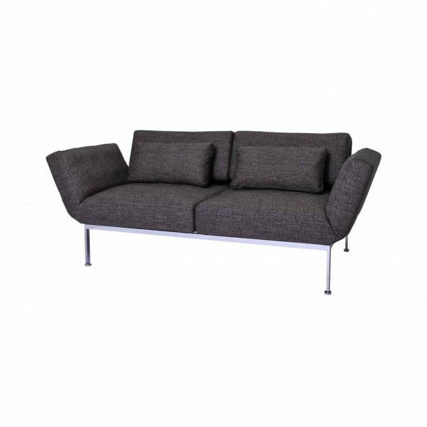 brühl roro/20-soft - Sofa-2 mit Drehsitzen - Aktions-Modell - 72005