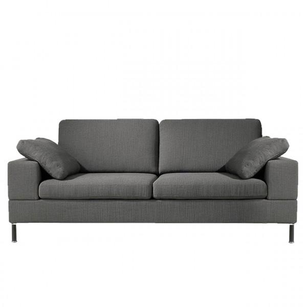 brühl alba system/m - Sofa 2,5 - 55 cm Sitztiefe