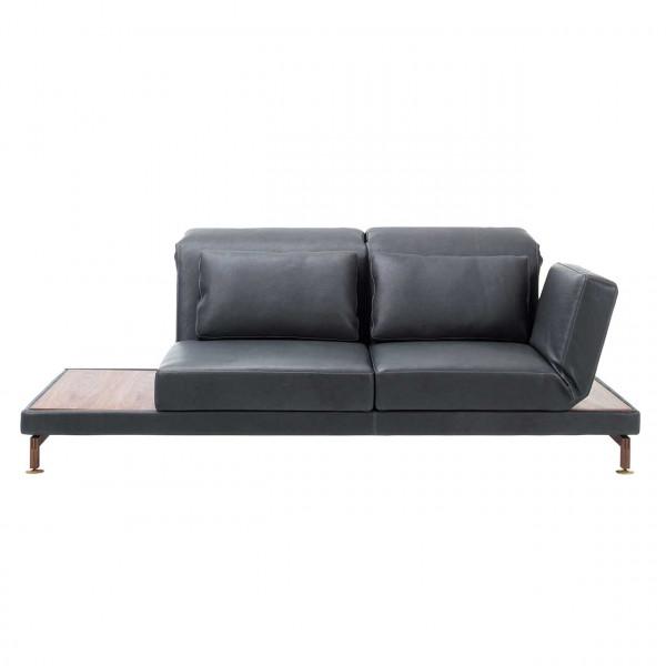 brühl moule-medium - Anstellsofa 70128 2-Sitzer