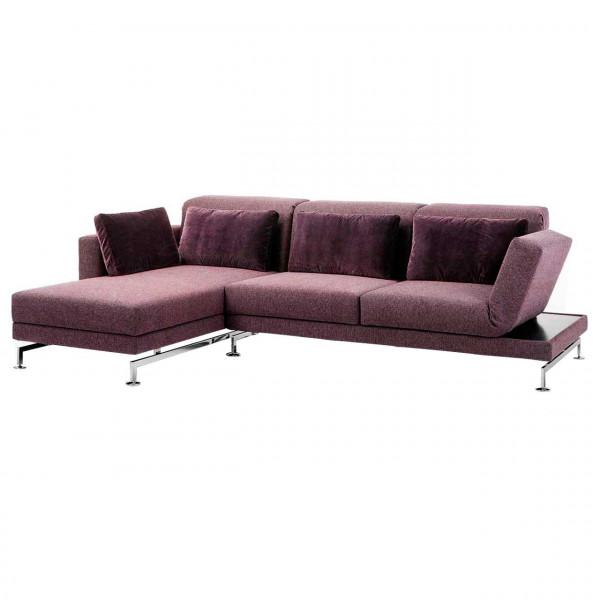 brühl moule-medium - Sofa Sitzgruppe 70130 + 70125 + Ablage