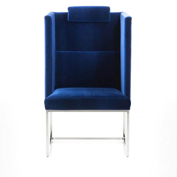 brühl belami high - Stuhl gepolstert 70701