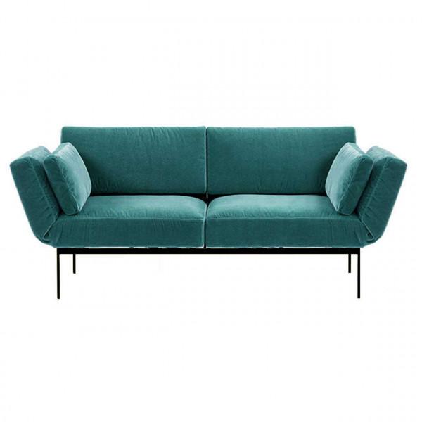 brühl roro/20-soft - Sofa-2 mit Drehsitzen 72005
