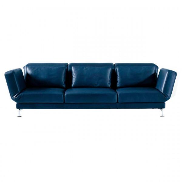 brühl moule-medium - Sofa 70112 3-Sitzer mit Drehsitzen