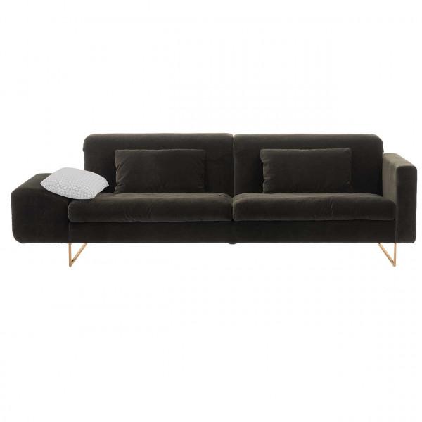 brühl embrace - Sofa 69632 4-Sitzer asymmetrisch links