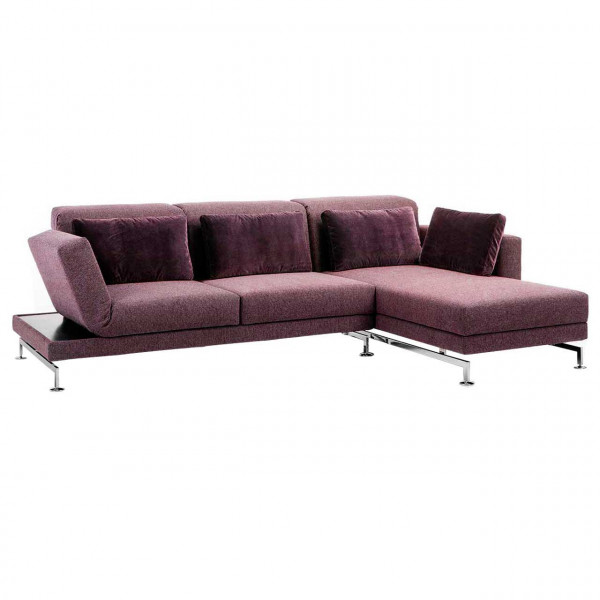 brühl moule-medium - Sofa Sitzgruppe 70124 + 70131 + Ablage