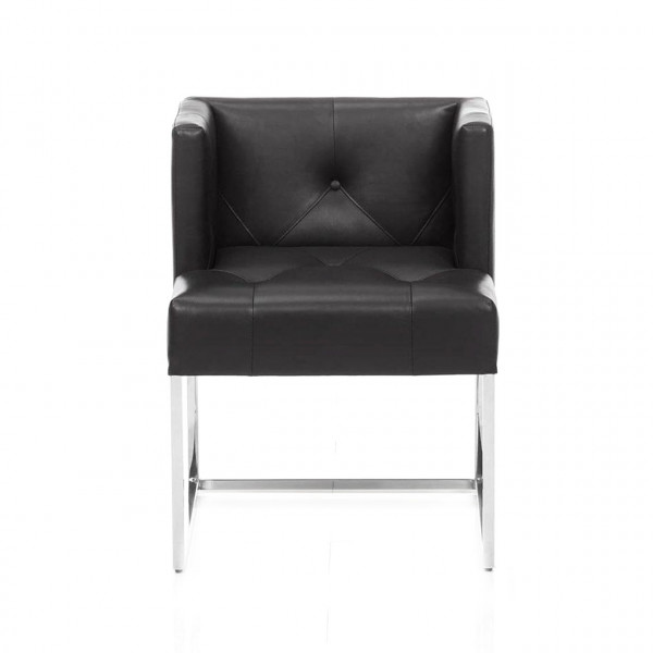 brühl belami low - Stuhl gepolstert 70901