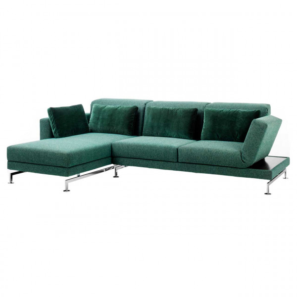 brühl moule-small - Sofa Sitzgruppe 70230 + 70225 + Ablage