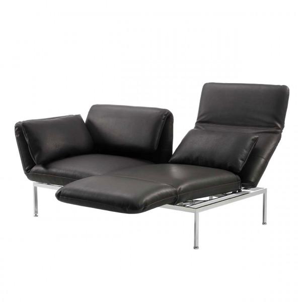 brühl roro-medium - SALE Sofa-2 mit Drehsitzen 67005 *Aktionsmodell*