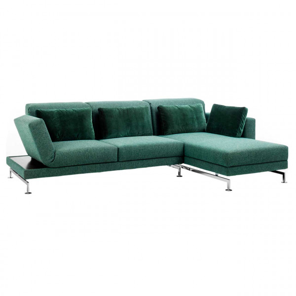 brühl moule-small - Sofa Sitzgruppe 70224 + 70231 + Ablage