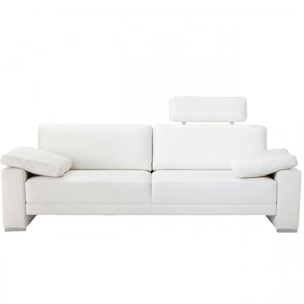 brühl alba system/o - Sofa 3 - 55 cm Sitztiefe