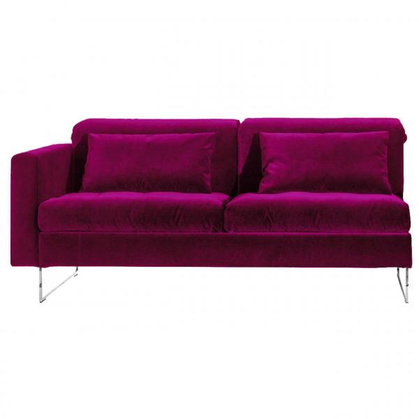 brühl embrace - Anstellsofa 69622 2,5-Sitzer symmetrisch links