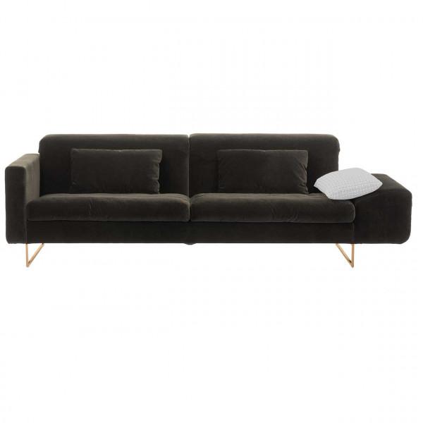 brühl embrace - Sofa 69633 4-Sitzer asymmetrisch rechts