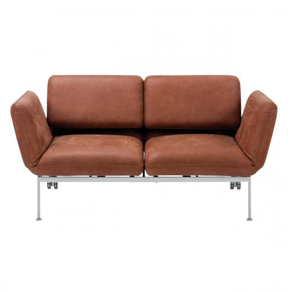 brühl roro-small - Sofa-2 mit Drehsitzen 67008
